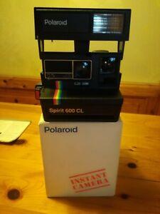 Macchina-fotografica-POLAROID-SPIRIT-600-CL-con-scatola-e-manuale