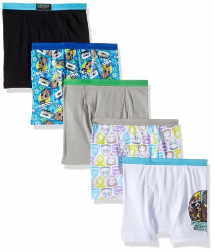 Marvel Big Boys/' Guardians of the Galaxy 5 Pack Boxer Brief
