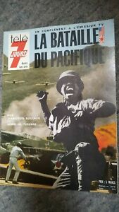 TV 7 Days Special Issue the Battle The Pacific