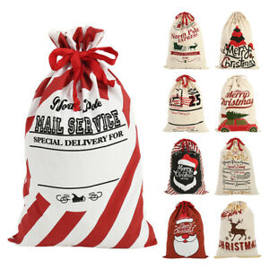 Giant-Christmas-Santa-Sacks-Large-Hessian-Stocking-Xmas-Decoration-Present-Bags