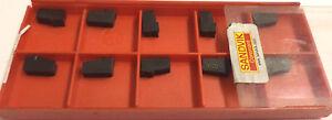 10-Plaquettes-pour-Pierce-N151-2-500-4E-de-Sandvik-Neuf-H11523