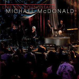 Michael-McDonald-Live-on-Soundstage-Digipak-CD-amp-DVD-All-Regions-NTSC-NEW