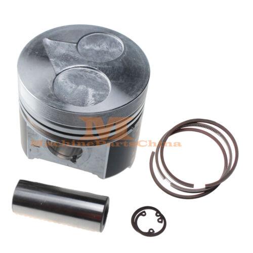 STD Piston /& Rings for Kubota V2403 D1803 D1703 V2203 Engine
