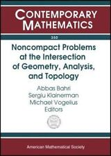 Noncompact Problems at the Intersection of Geometry, Analysis, and Topology: Pro