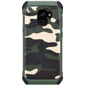 Custodia-cover-TPU-militare-Mimetica-navy-camouflage-per-Samsung-Galaxy-A8-2018