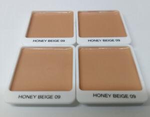 4 Elizabeth Arden Flawless Finish Sponge On Cream Makeup Honey Beige
