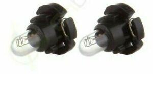Toyota Tacoma Dash Lights Heater A/c Climate Control HVAC-Set of 2 Bulbs