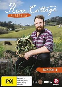 River-Cottage-Australia-Season-4-DVD-NEW-Region-4-Australia