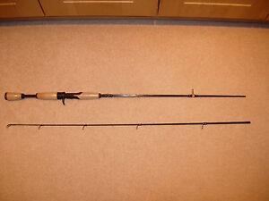 ZEBCO-AVS-v1-0-163cm-Trigger-prise-BAITCASTING-tige