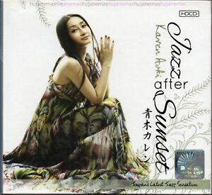 KAREN AOKI Jazz After Sunset MALAYSIA / SINGAPORE DIGIPAK 2 HDCD RARE NEW SEALED