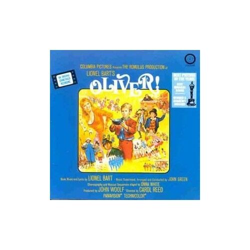1 of 1 - Oliver! -  CD AZVG The Cheap Fast Free Post