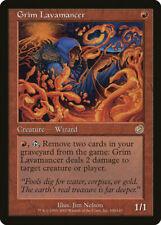 x1 GRIM LAVAMANCER 129//332 DOUBLE MASTERS MTG CARD MAGIC RARE