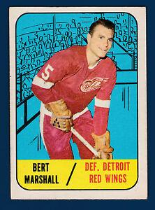 BERT-MARSHALL-67-68-TOPPS-1967-68-NO-45-EX-0