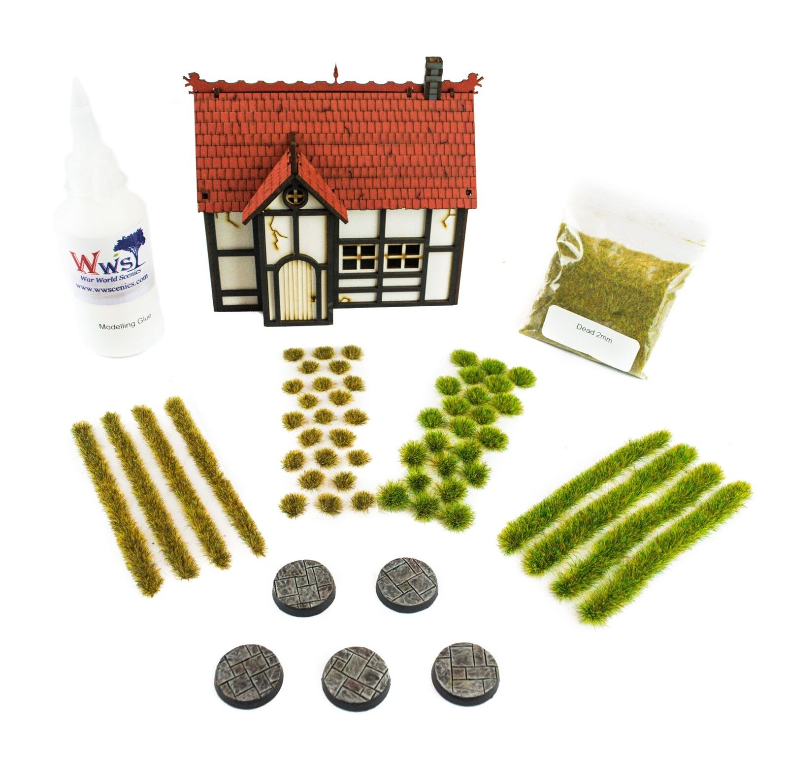 WWG Medieval Christmas Gift Set – 28mm Scale Fantasy Wargame Terrain  Diorama