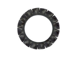 Fächerscheiben außenverzahnt DIN 6798 Form A AZ  V2A Edelstahl 5,3 mm