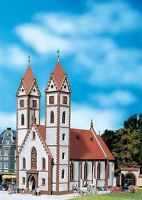 Faller Ho Scale 1:87 Town Church Building Kit | Bn | 130905