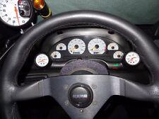 94 00 Mustang Gt Cobra Or V6 Autometer Dual Instrument Cluster Gauge Auto Meter
