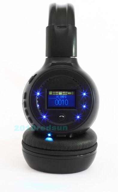 NEW Hi-Fi Wireless bluetooth Headset headphone Stereo for Samsung Iphone HTC LG