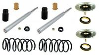 Volvo 740 85-92 Front Left And Right Advanced Suspension Kit Shocks Springs Kyb on sale