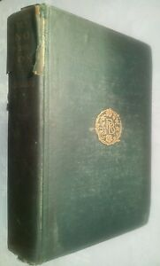 ROBERT-BROWNING-THE-RING-AND-THE-BOOK-1ST-NEW-EDITION-ANTIQUE-1898-B-W-ILLS-PHOT
