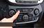 1*FitFor 2014-2018 Jeep Cherokee Carbon Fiber Center Console CD Panel Cover Trim