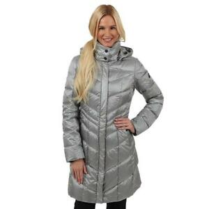 1b4c8b42371f5a NEW BOGNER Fire+Ice Dalia D Down Jacket - Silver - Women's Size 2-8 ...