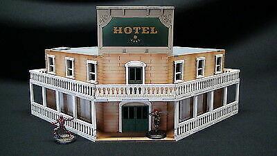 TTCombat WWS009 XXX Burlesque House Building Wild West Great for Malifaux
