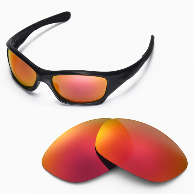 2022cd57aa Walleva Replacement Lenses for Oakley Pit Bull Sunglasses - 9 ...