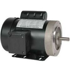 Motor 13hp 3450 Rpm 115230v Single Phase 56j Frame Tefc