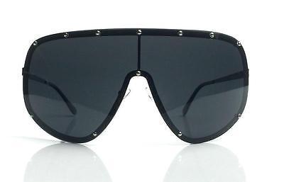 Oversized Huge XX Large Ski Aviator Women Futuristic Shield Sunglasses Polarized