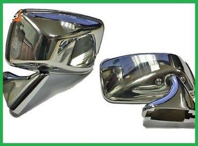 O/e Stile Qualità Acciaio Inox Specchietti Retrovisori Esterni
