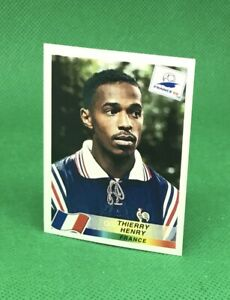 PANINI-WORLD-CUP-STCKER-FRANCE-98-THIERRY-HENRY-FRANCE
