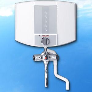 stiebel kochendwasserger t kba 5 ka boiler mit chromarmatur zweigriffarmatr 2kw 4017210742893 ebay. Black Bedroom Furniture Sets. Home Design Ideas
