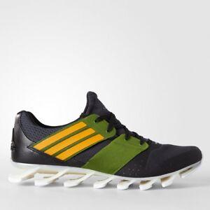 los angeles 367f3 4e790 La imagen se está cargando Adidas -Springblade-solyce-Tenis-De-Hombre-Para-Correr-