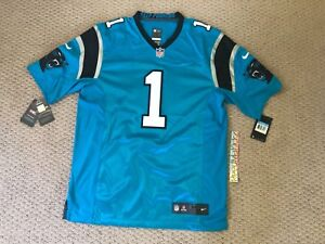 7d069d4b4 Image is loading Nike-Cam-Newton-Carolina-Panthers-team-color-limited-