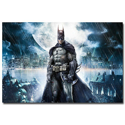 Batman DC Superheroes Comice Art Silk Poster 12x18 16x24 inch 009
