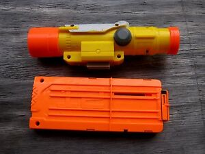 Image is loading NERF-Gun-Lot-Replacement-Parts-Scope-Clip-CHEAP-
