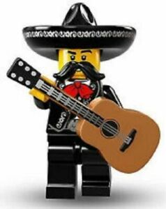 LEGO Collectible Minifigure Series 16 MARIACHI GUY 71013 FACTORY SEALED