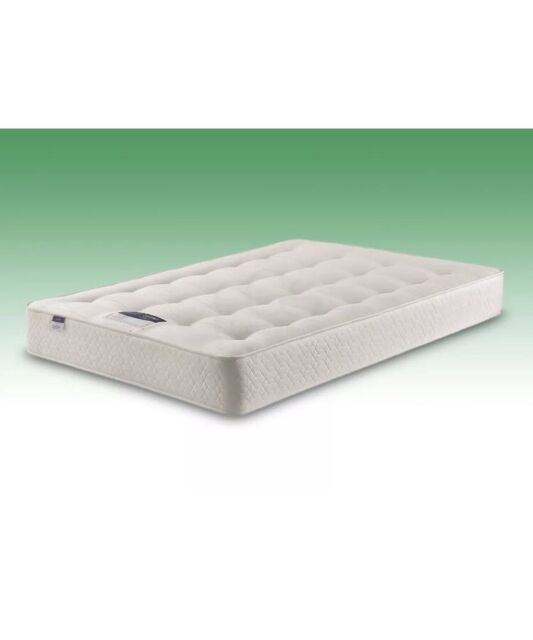 5ft King Size Silentnight Orthodream Miracoil Ortho Mattress