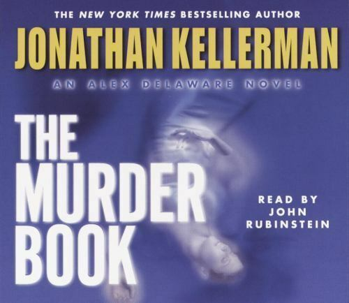 Jonathan Kellerman The Murder Book No 16 By Jonathan Kellerman