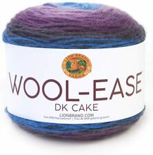 Lion Brand Dk Light Worsted Mandala Yarn Cakes 150g knitting yarn.16 colours!