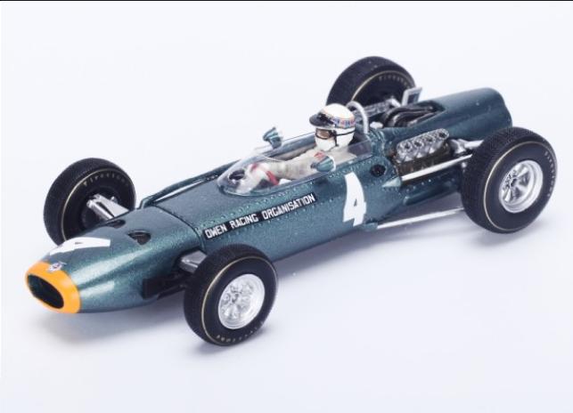 Spark models S4248 1/43 1967 BRM P261 Jackie Stewart Monaco GP modèle F1 | Laissons Nos Produits De Base Aller Dans Le Monde