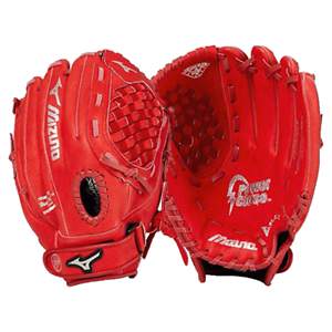 NEW-Original-Prospect-Series-Mizuno-youth-12-In-Baseball-Glove-Red-closed-basked