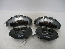 2008 2013 Bmw 135i Set Of 4 Front Rear Lh Rh Brembo Calipers Oem