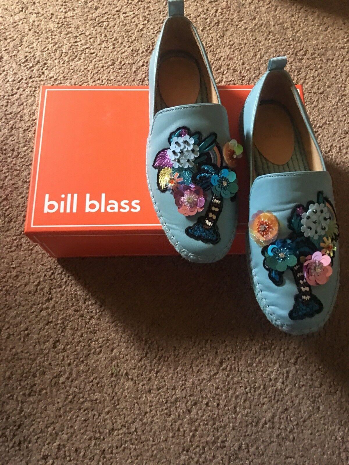 Bill Blass Sutton Alpargatas-luz Talla del cielo azul-nos para Mujer Talla Alpargatas-luz 7 327270