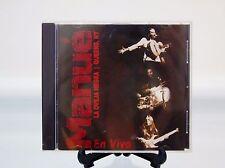 Menue En Vivo La Oveja Negra Queens NY Rock in Español Budweiser Promo CD