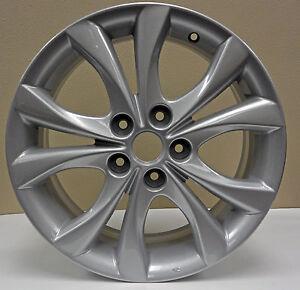 Brand New 17 Inch Rim Fits Mazda 3 2010 2011 2012 64929