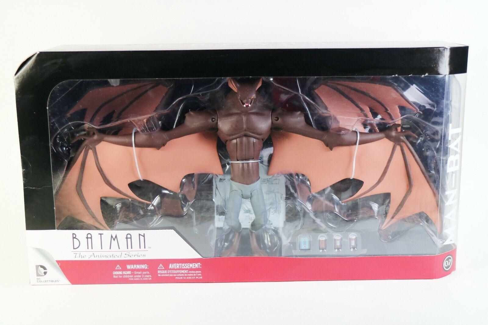 Batman The Animated Series Man Bat Action Figure