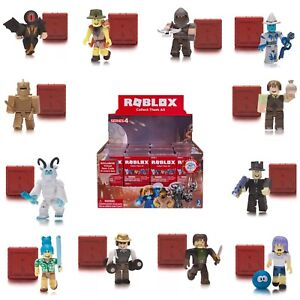 Roblox Series 1 2 3 4 Mystery Red Box Figures Kids Toys Packs