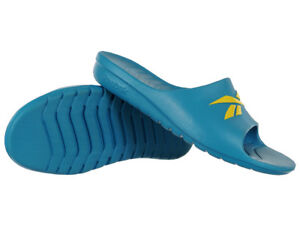 1f941efc54e6f0 Image is loading REEBOK-KOBO-VI-JCLIP-SANDAL-SLIDES-SANDALS-MENS-